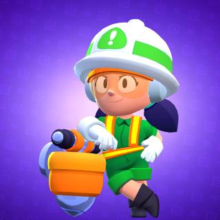 建設作業員ジャッキー