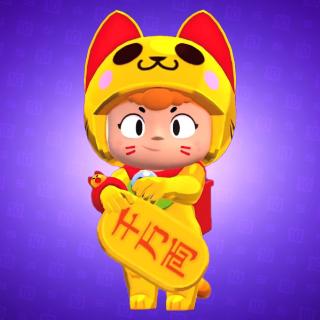 金の招き猫ビー