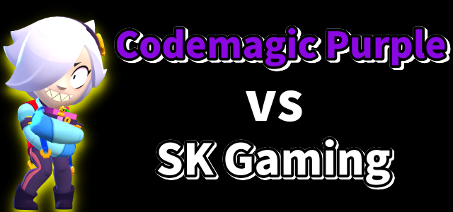 Codemagic Purple vs SK Gaming